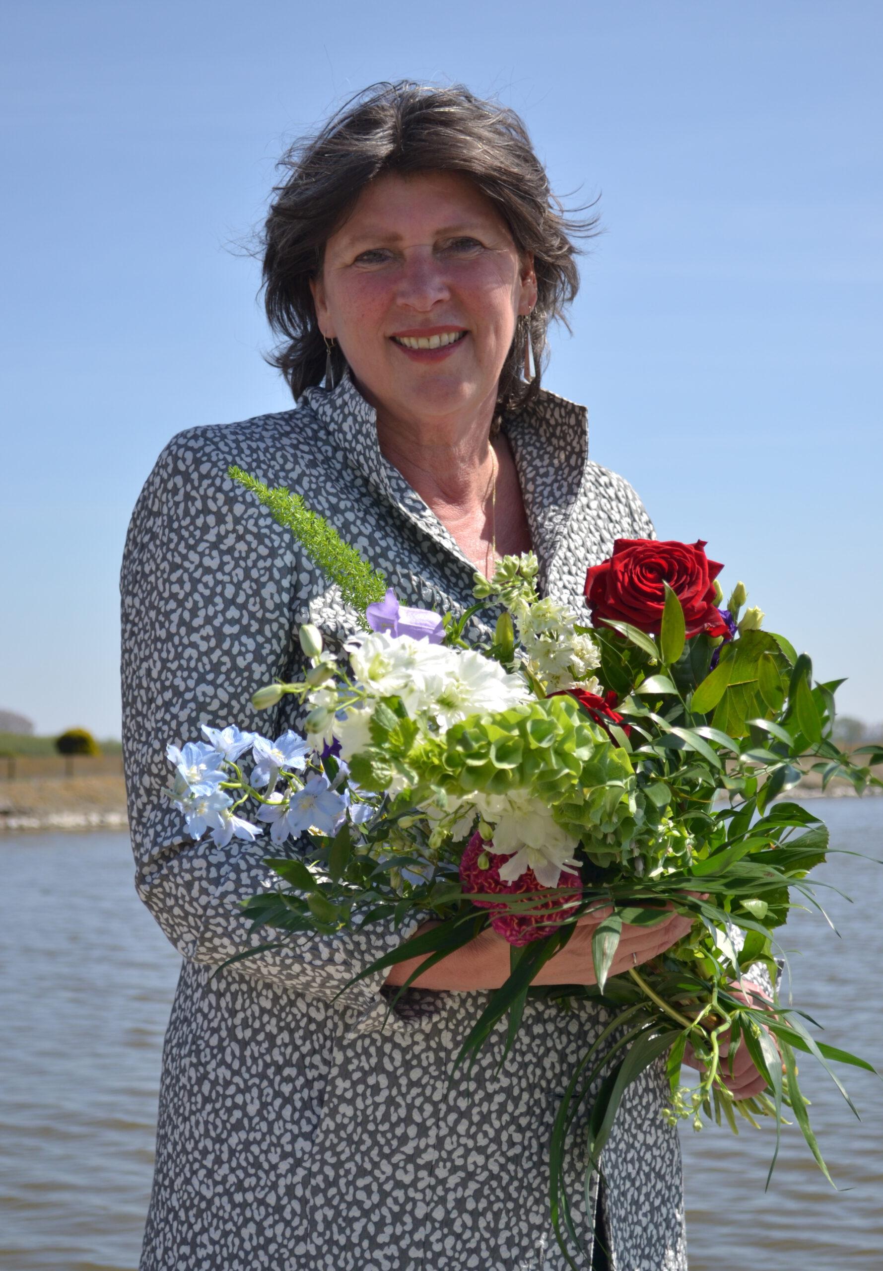 burgemeester Rian van Dam april 2020
