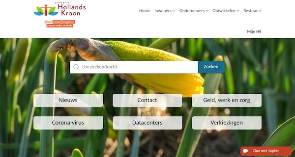 homepage gemeente hollands kroon