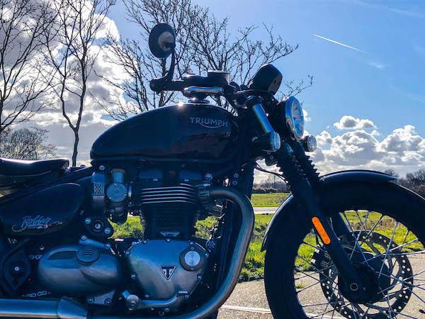 Motoport Triumph Bobber